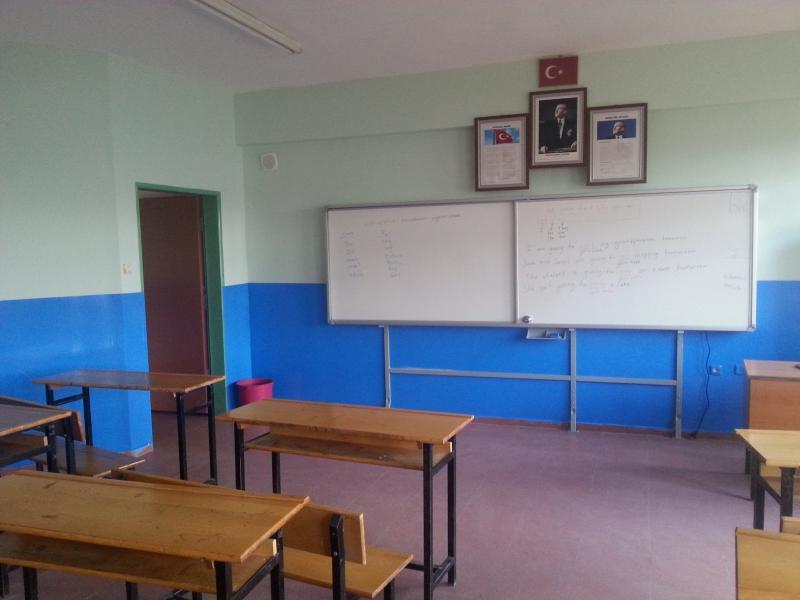 okulumuzun yeni hali